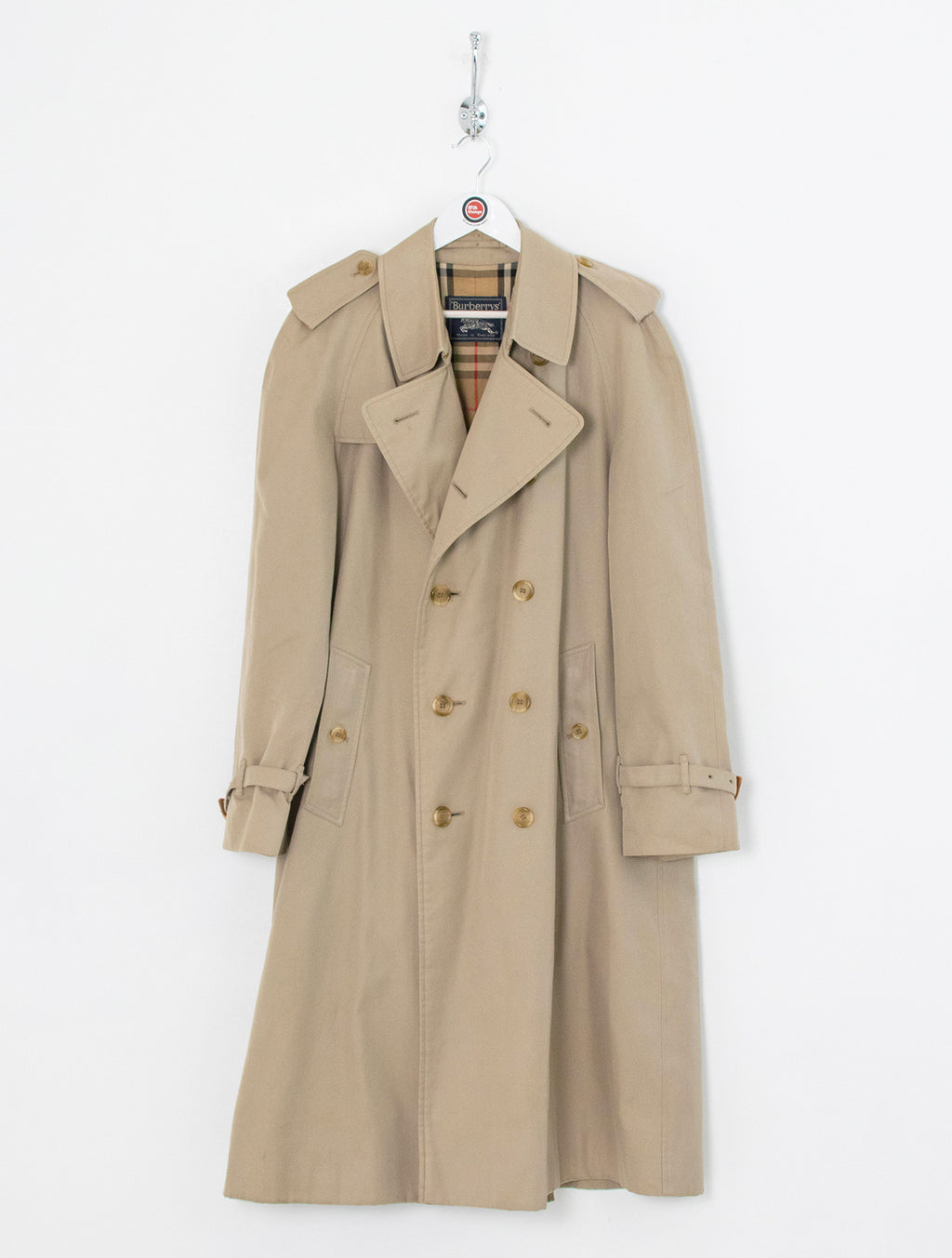 Women's Burberry Trench Coat (XL)