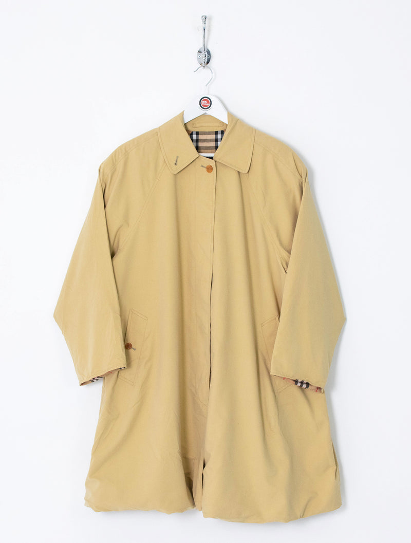 Women's Burberry Bell-sleeve Jacket (XL)