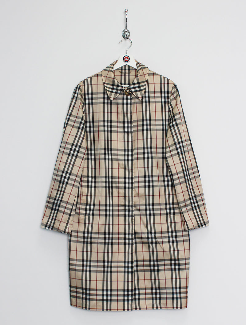 Women's Burberry Trench Mac Jacket (XL)