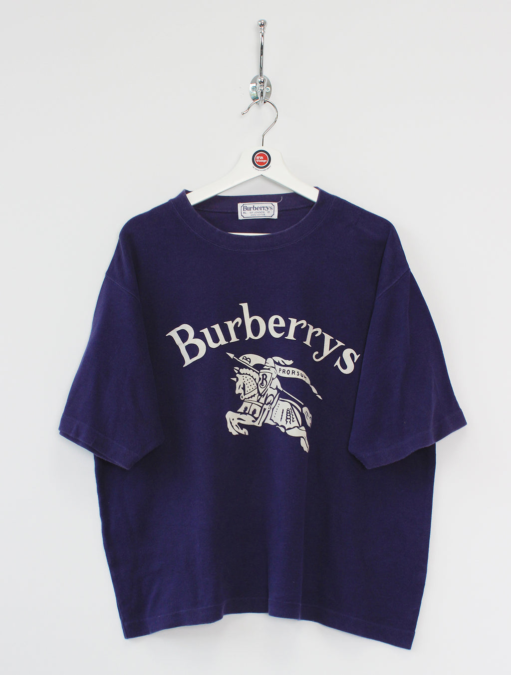Women's Burberry T-Shirt (XL)