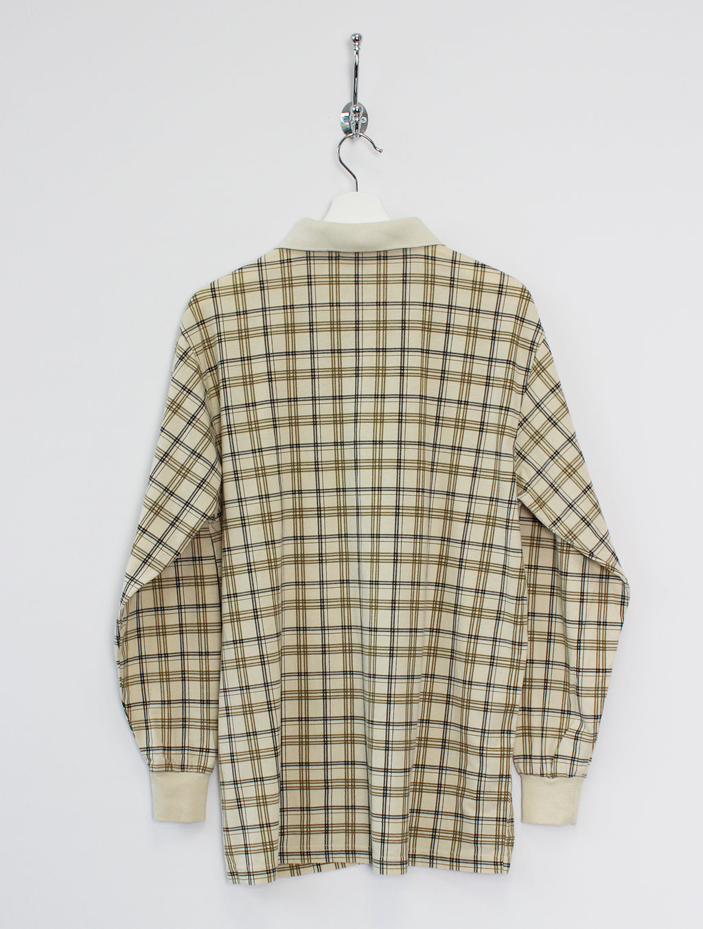 Burberry Polo Shirt (XL)