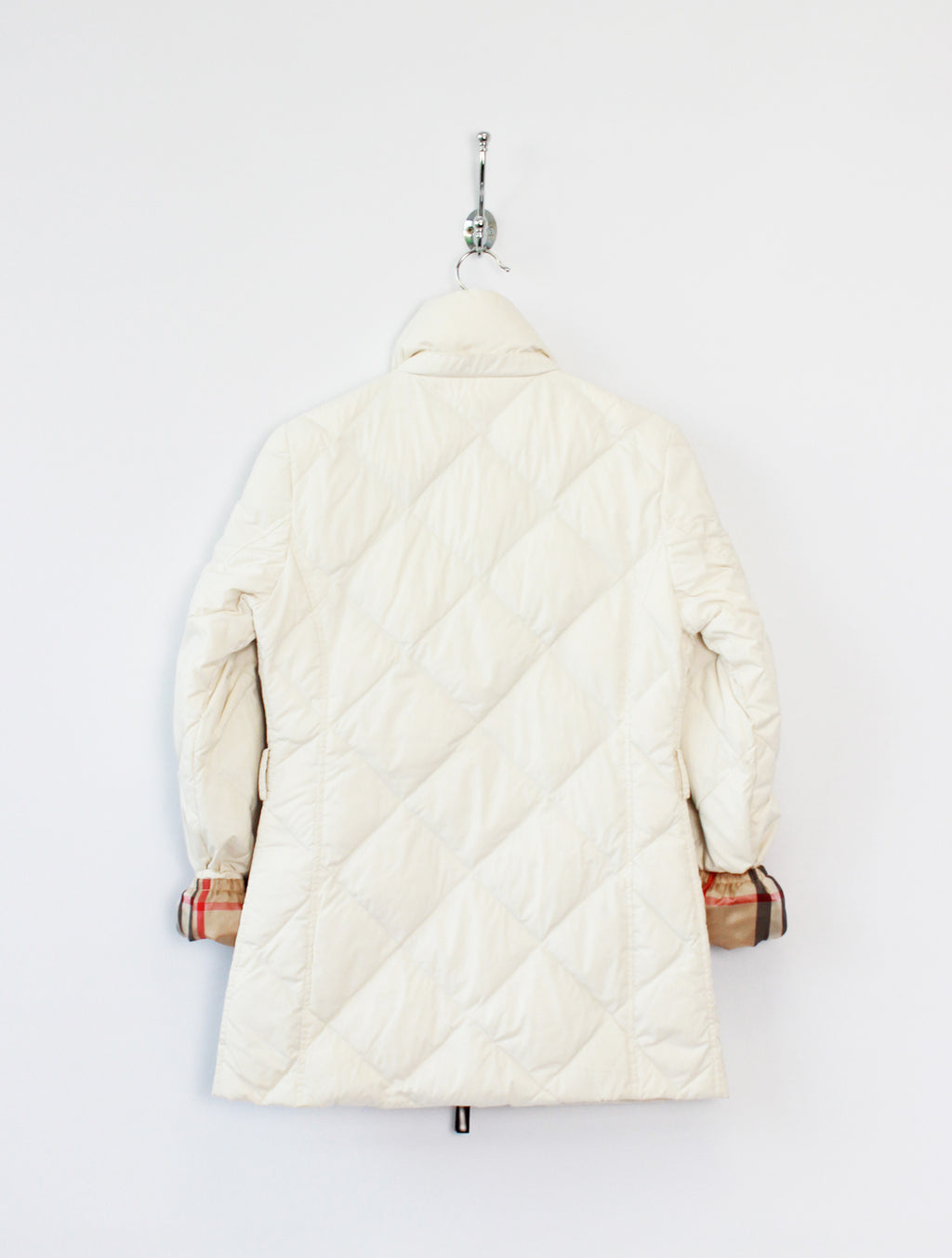Burberry Puffer Coat (XS)