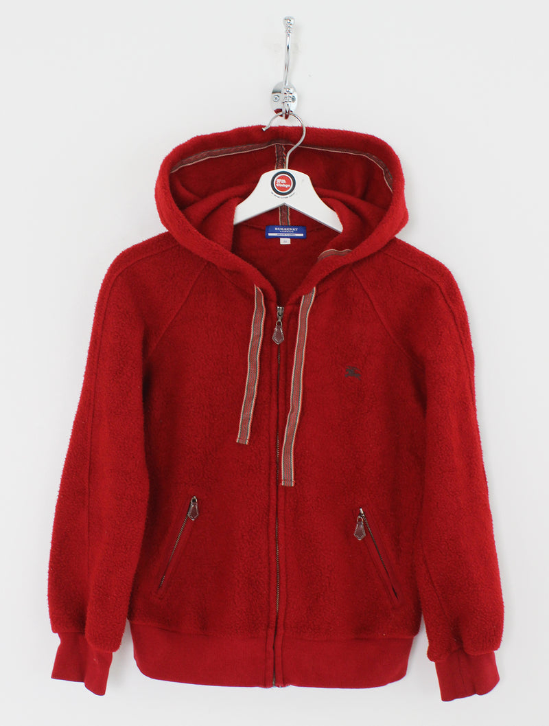 Women's Burberry Fleece Hoodie (S)