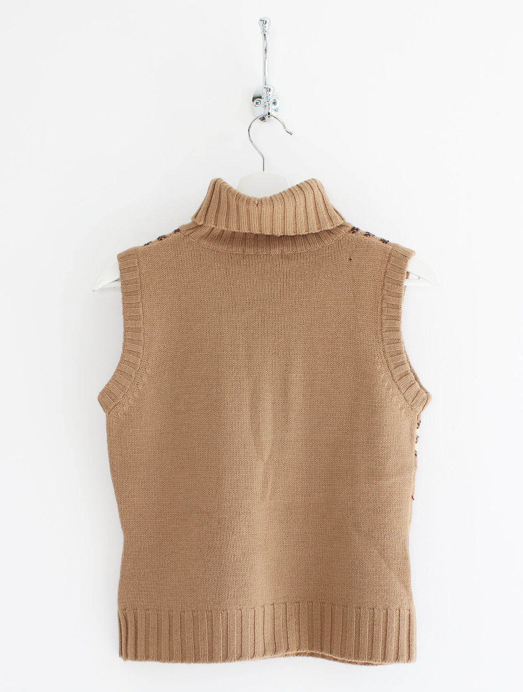 Women's Burberry Rollneck Jumper (S)