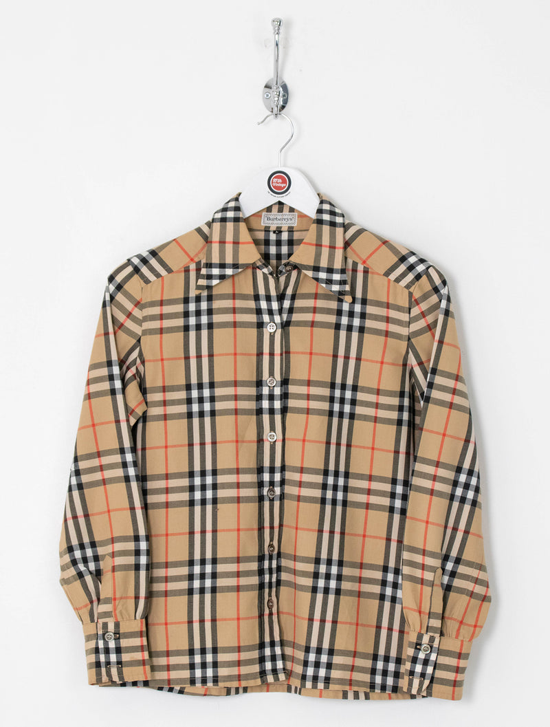 Women's Burberry Shirt (L)