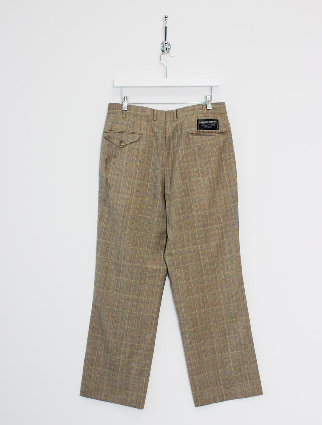 "Burberry Suit Trousers (32"")"