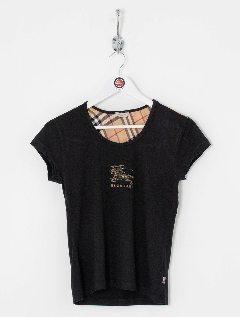 Women's Burberry T-Shirt (XS)