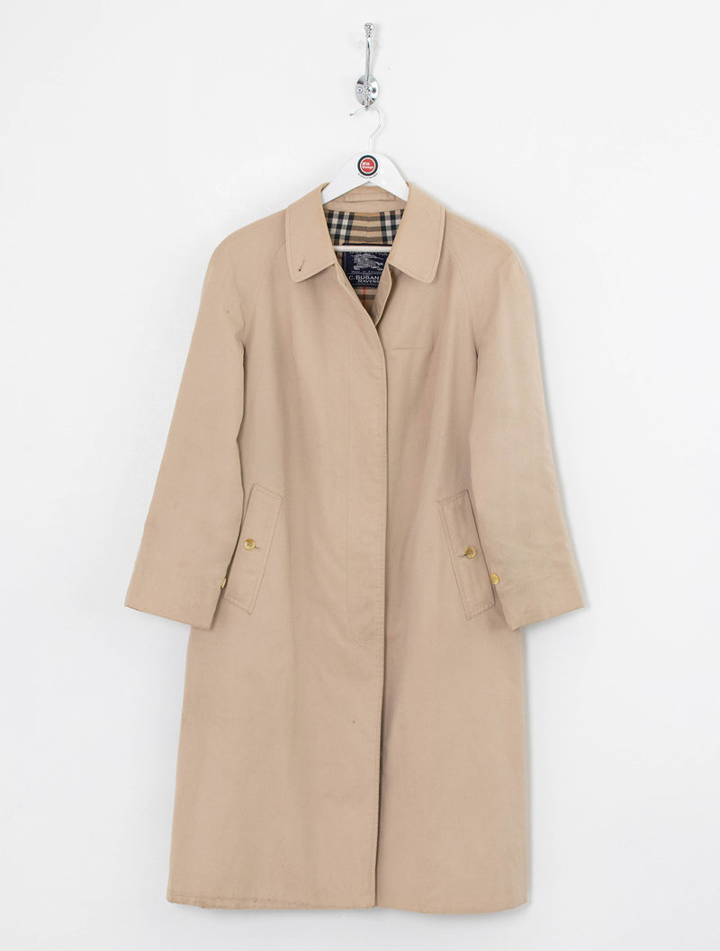 Women's Burberry Trench Coat (L)