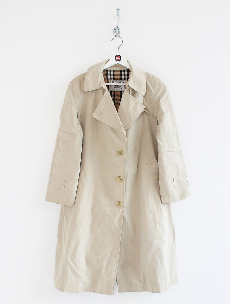 Women's Burberry Trench Jacket (M)