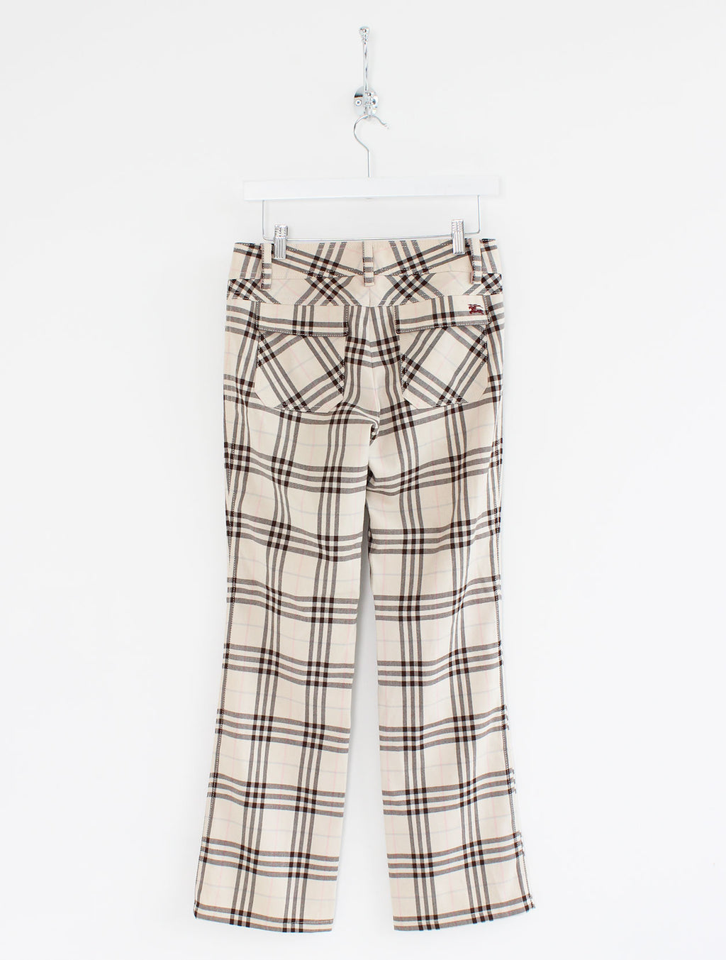 Women's Burberry Trousers (M)