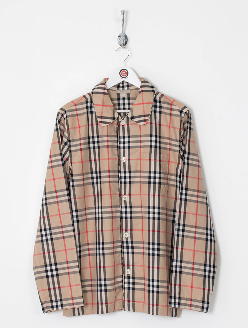 Burberry Pyjama Top (L)