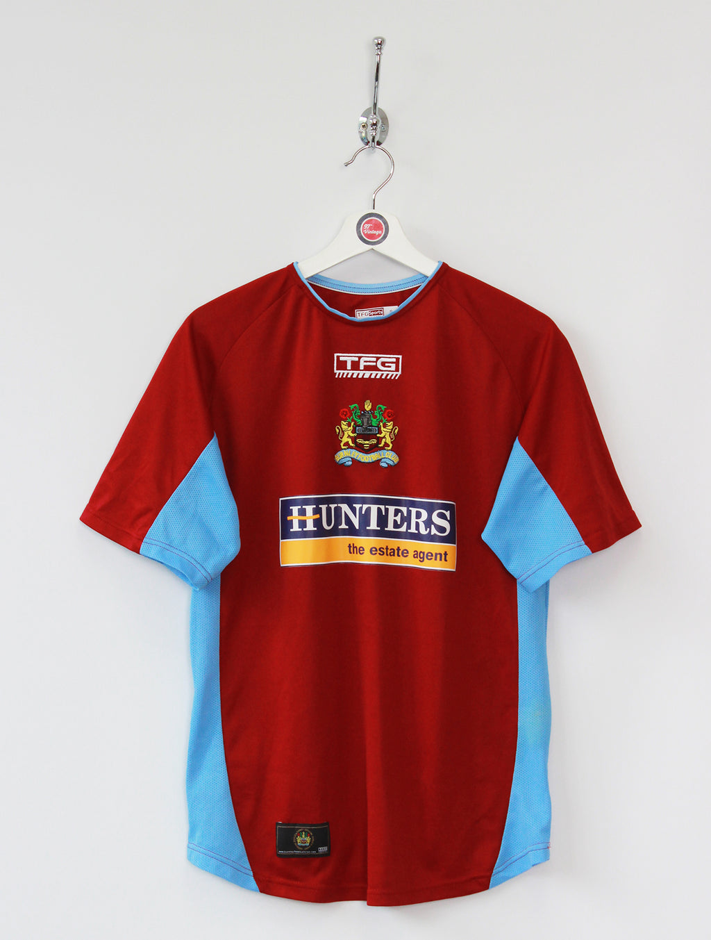2004/05 Burnley Football Shirt (S)