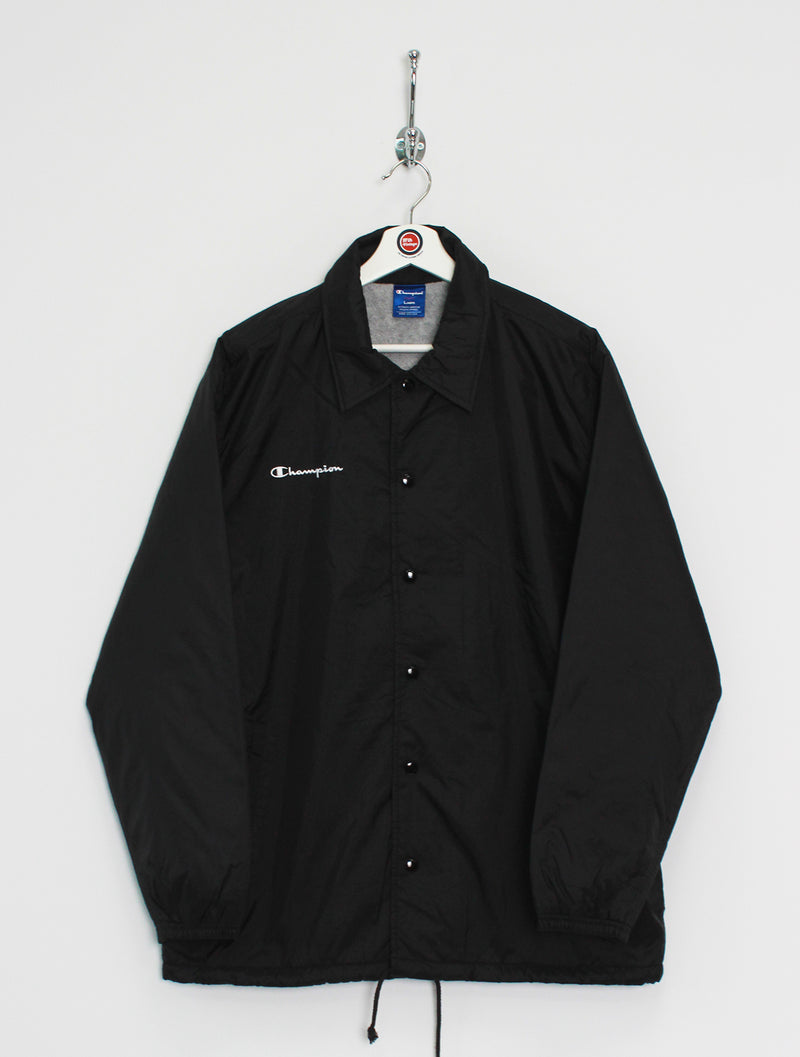 Champion Fleece Lined Coach Jacket (L)
