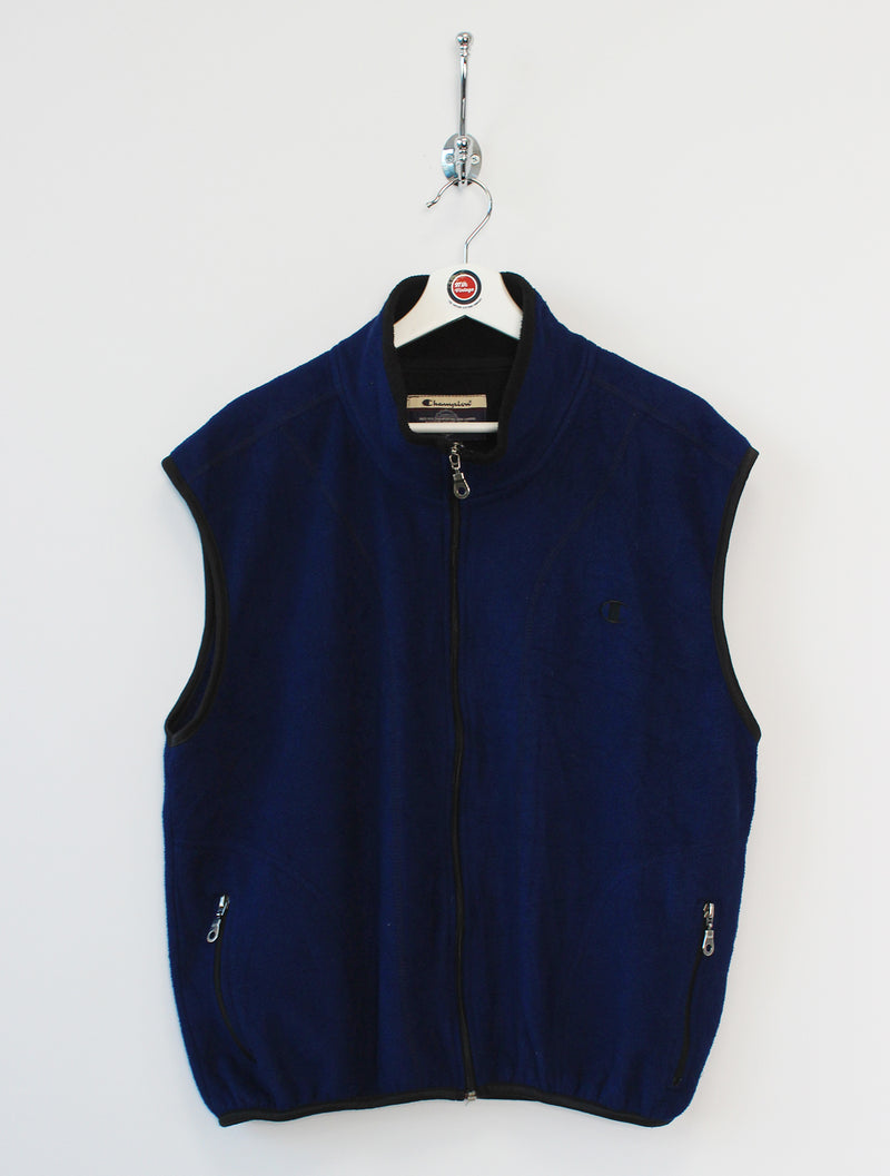 Champion Fleece Gilet (S)