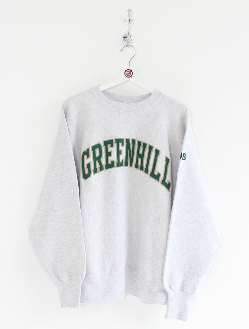 Champion Reverse Weave Greenhill Sweatshirt (L)
