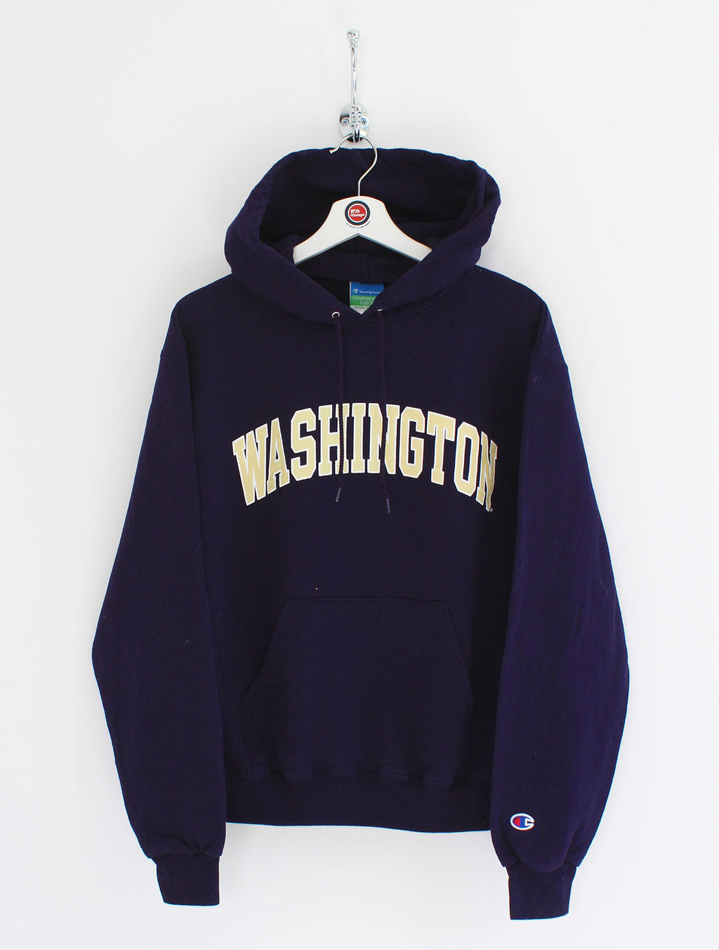 Champion Washington Hoodie (XS)
