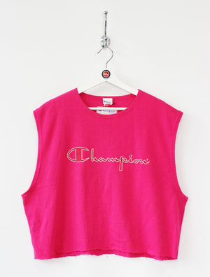 Women's Champion Cropped Top (L)