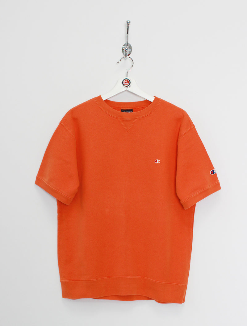 Champion Short Sleeve Sweatshirt (M)