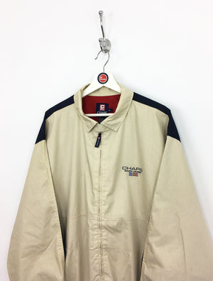 Ralph Lauren Chaps Jacket Cream/Navy (XL)
