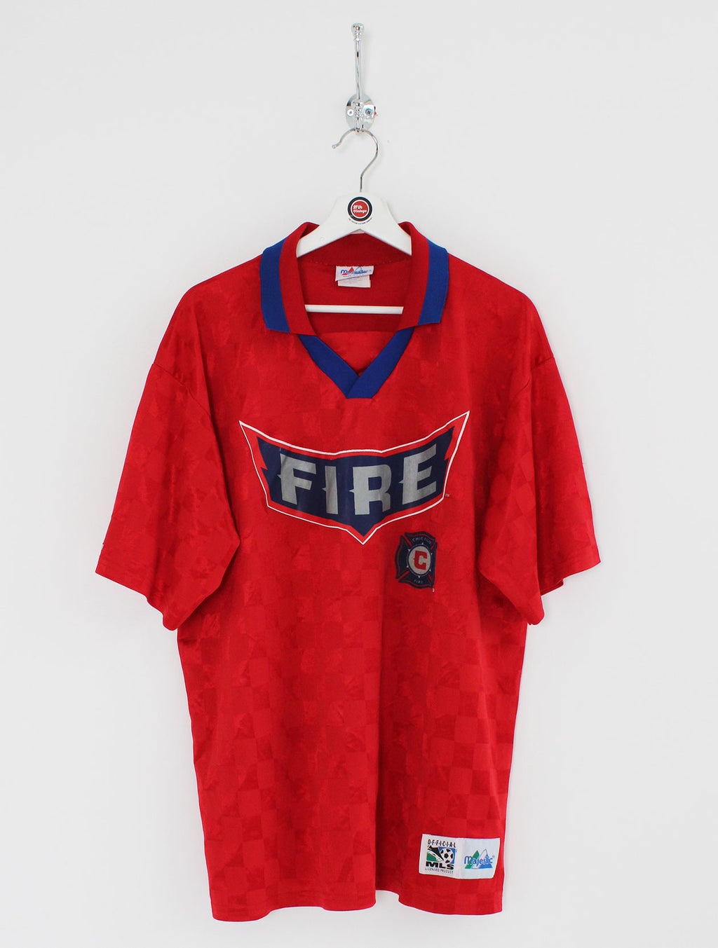 Chicago Fire Football Shirt (L)