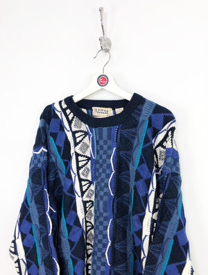 Cotton Traders 'Coogi Style' Knit (XL)