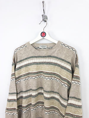 Classic Line 'Coogi Style' Knit (L)