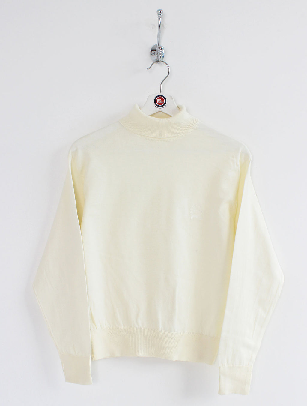 Women's Christian Dior Rollneck Sweatshirt (M)