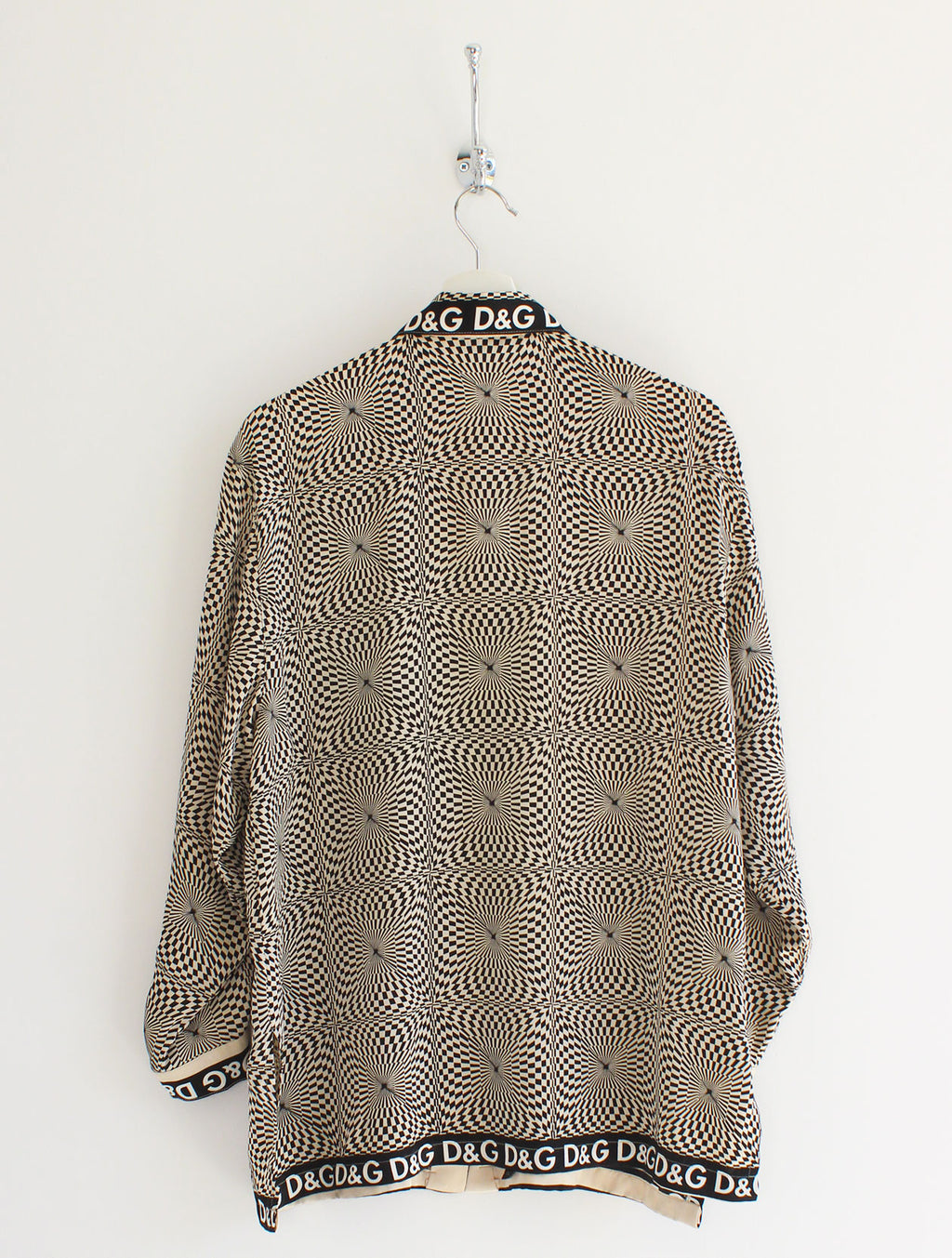 D&G Silk Shirt (L)