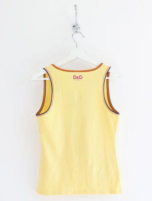 Women's D&G Vest Top (L)
