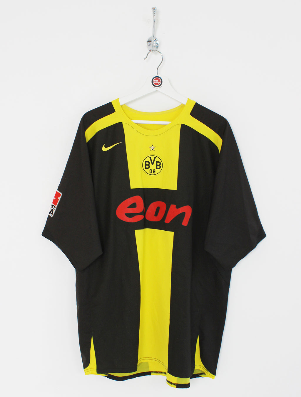 2005/06 Dortmund Football Shirt (XL)