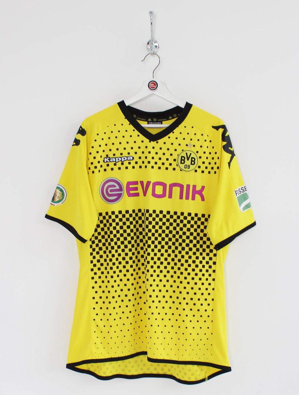 2011/12 Dortmund Football Shirt (XXL)