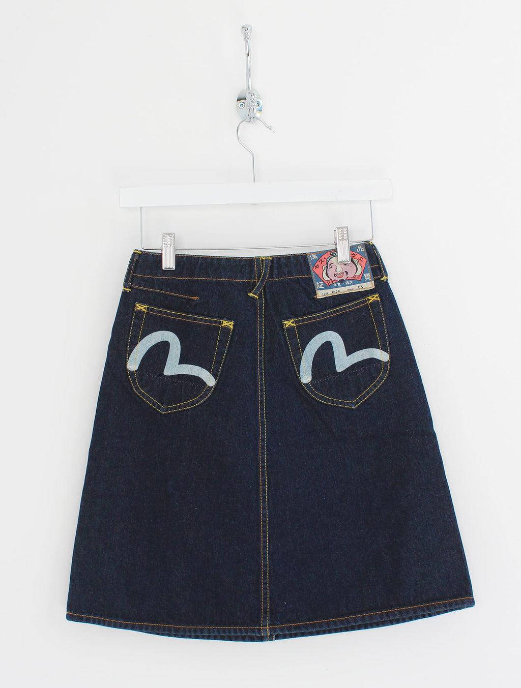 Women's Evisu Skirt (XS)