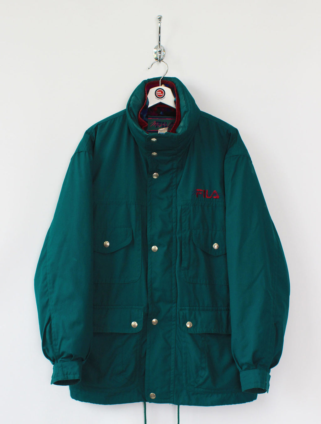 Fila Magic Lined Fleece Lined Jacket (L)