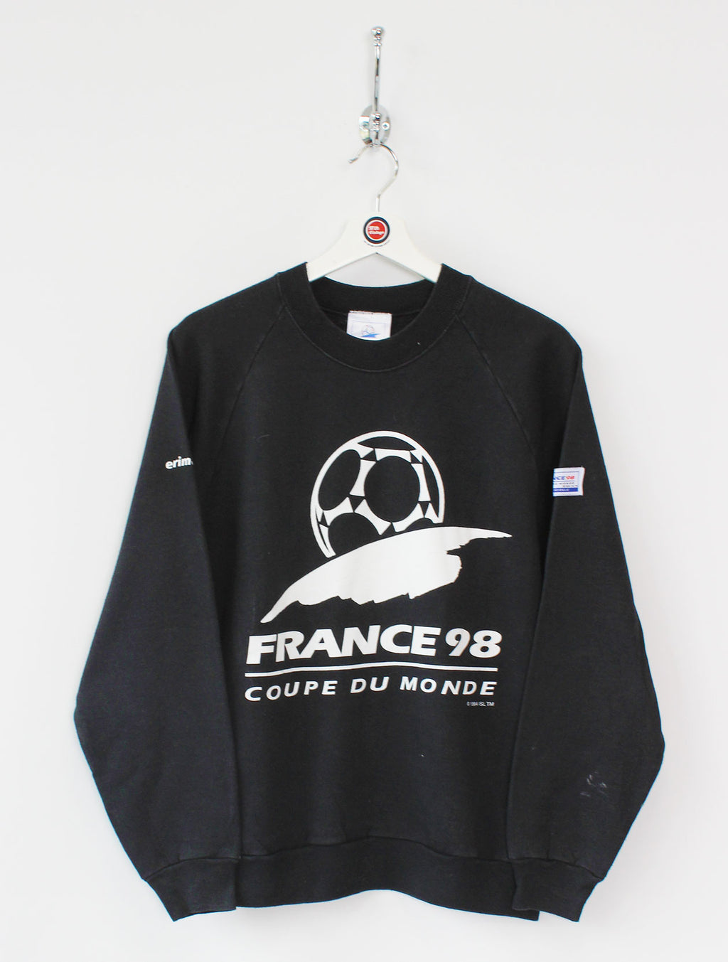 1998 France World Cup Sweatshirt (S)