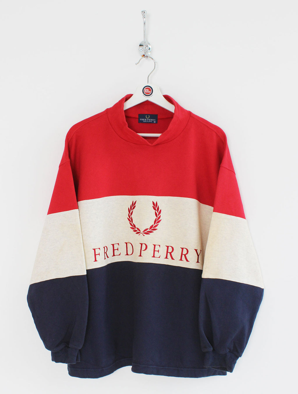 Fred Perry Sweatshirt (M)