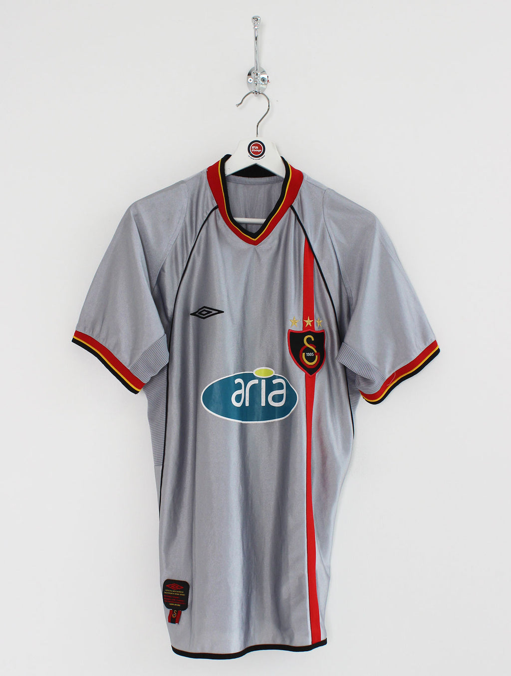 2002/03 Galatasaray Football Shirt (M)