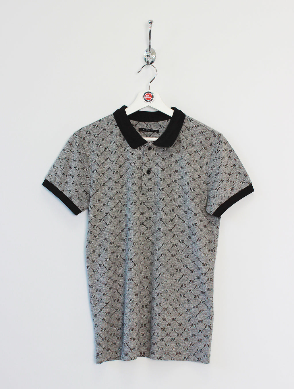 Gucci Monogram Polo Shirt (XS)