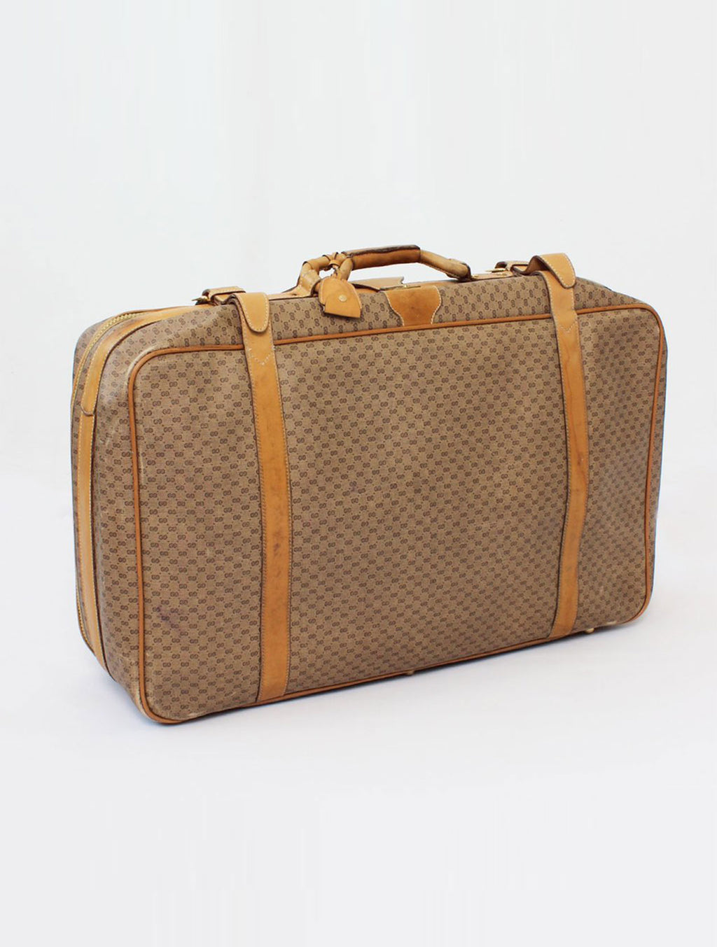 Gucci Large Travel Suitcase