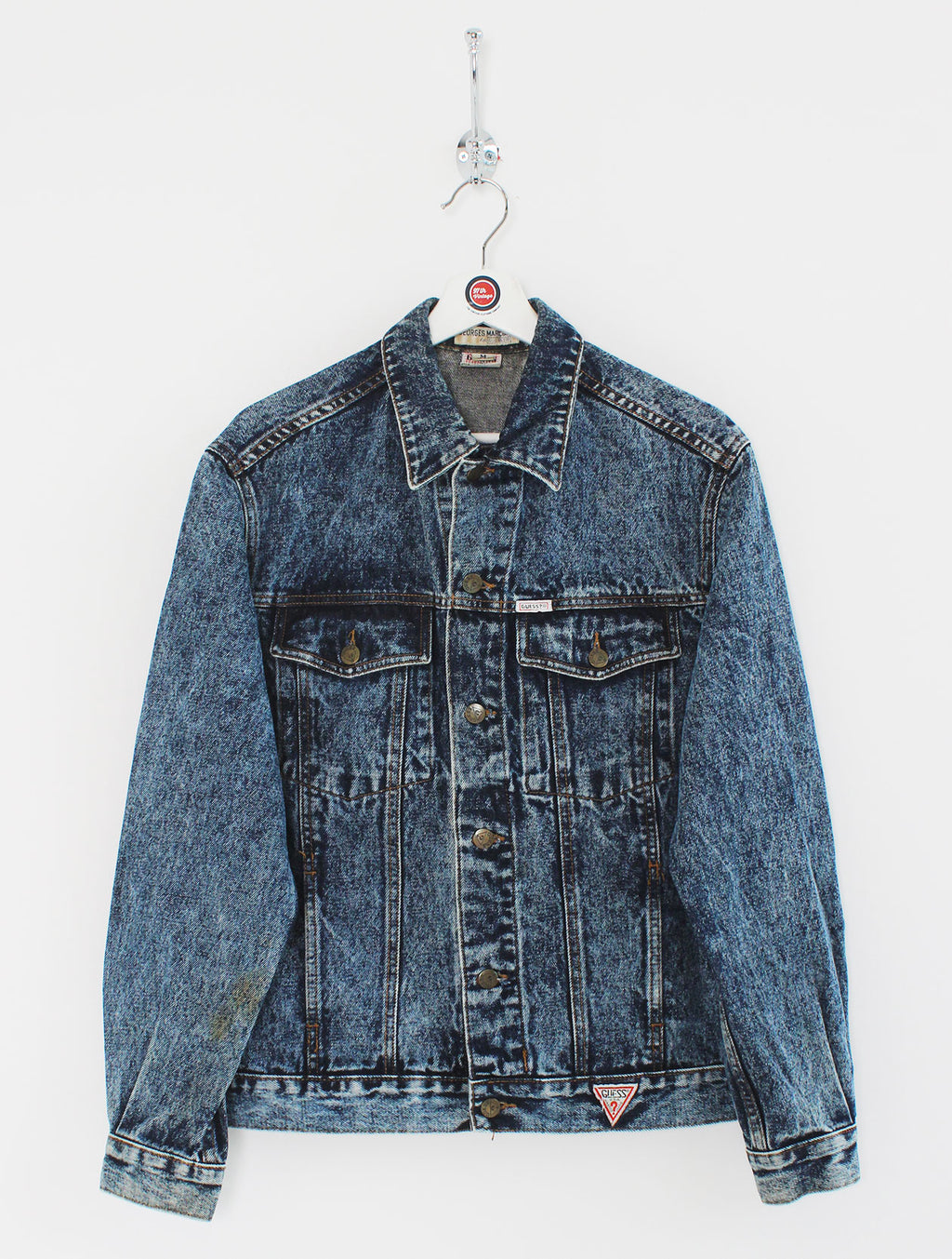 Women's Guess Denim Jacket (M)