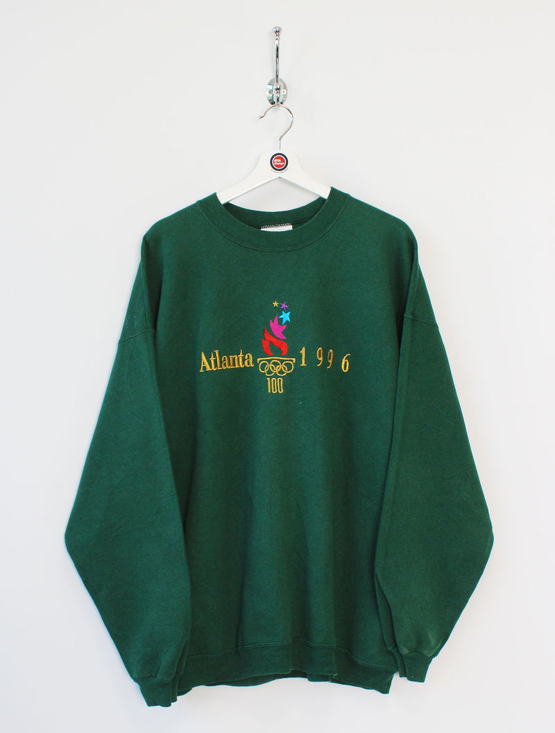 1996 Atlanta Olympic Games Sweatshirt (XL)