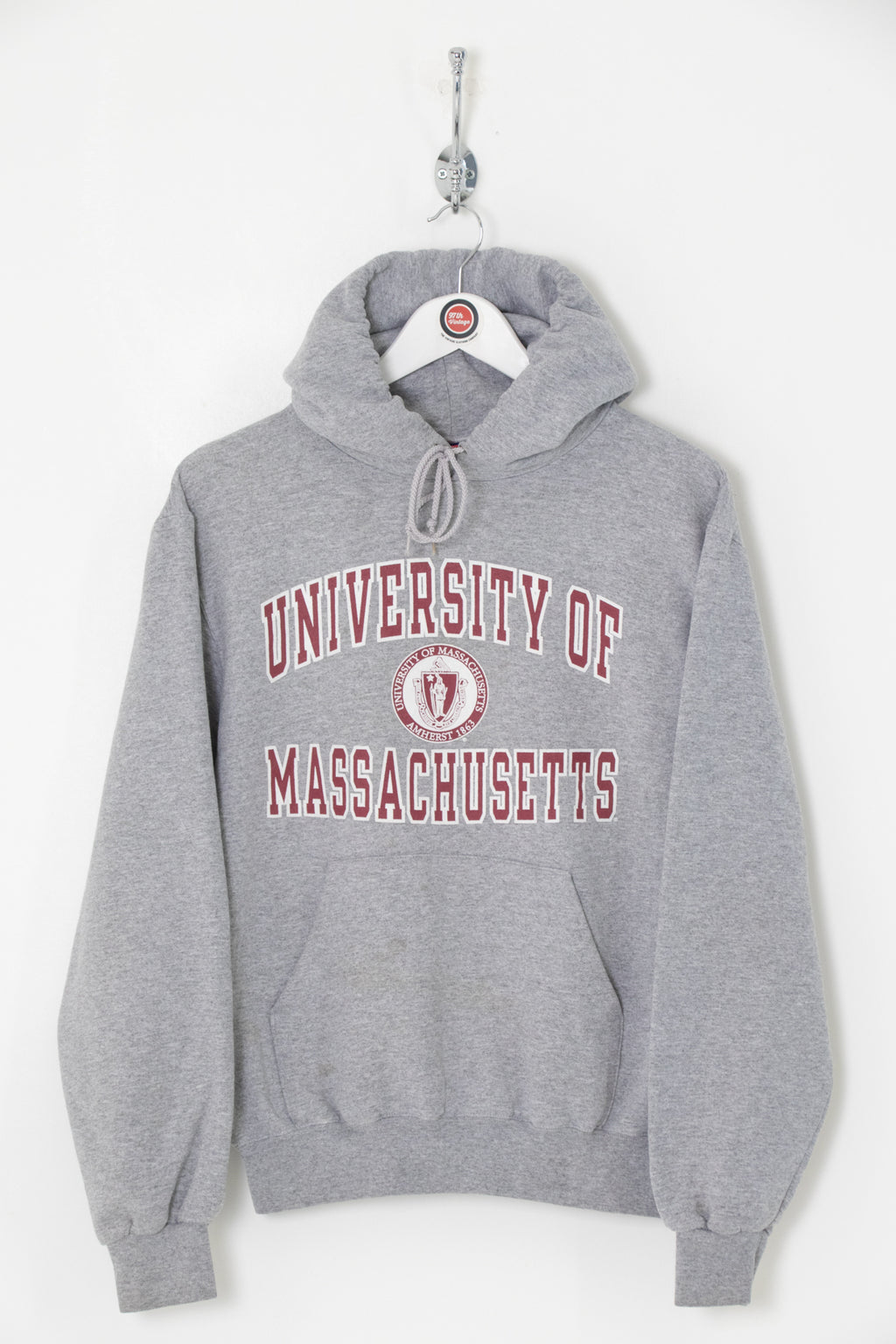 Women's Champion University of Massachusetts Hoodie (S)