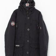 Geographical Norway Puffer Parka Jacket (S)