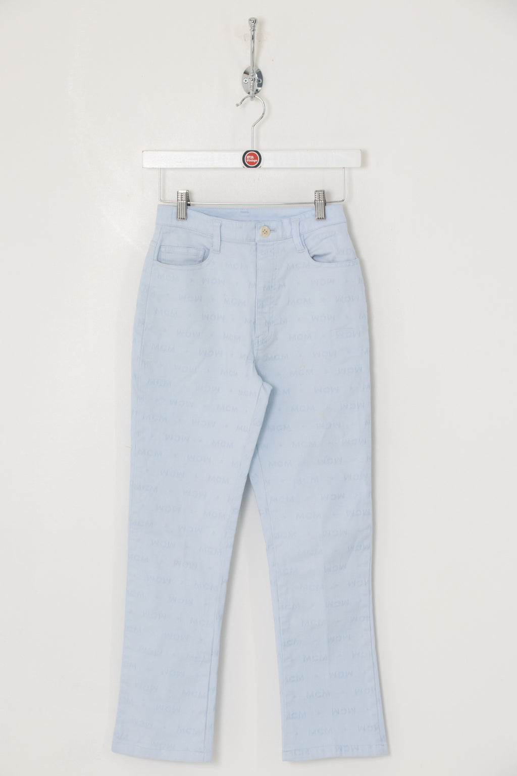 Women's MCM Monogram Trousers (XS)