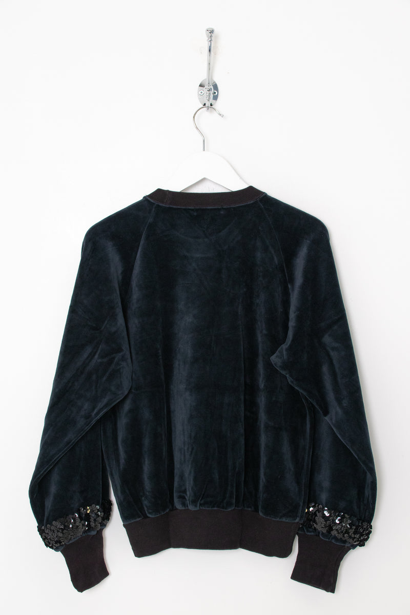 Women's YSL Velour Sweatshirt (S)