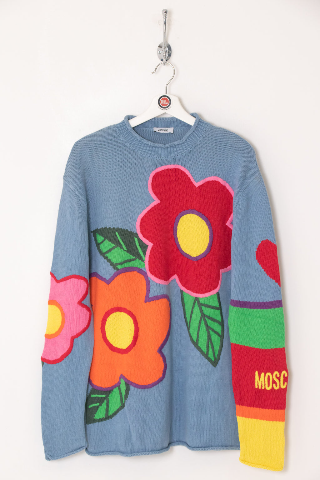 Women's Moschino Jumper (XL)