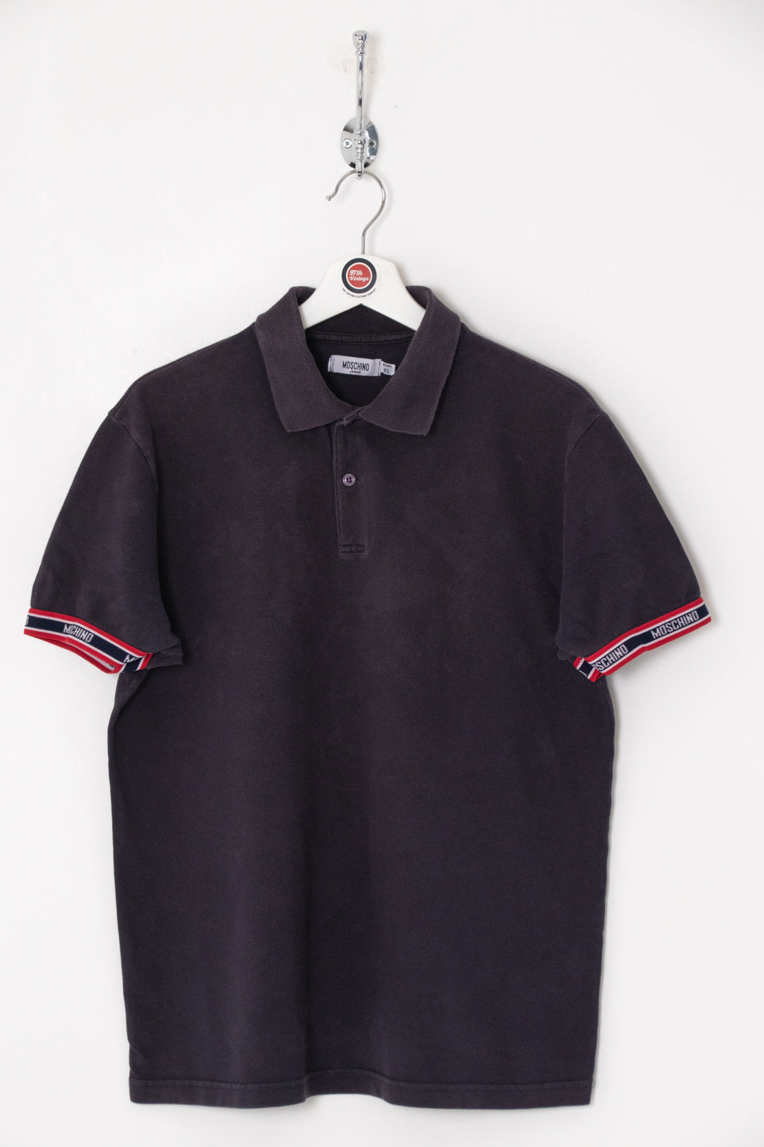 Moschino Polo Shirt (L)