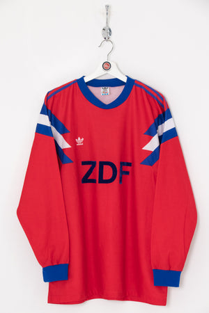 Adidas Football Shirt (XL)