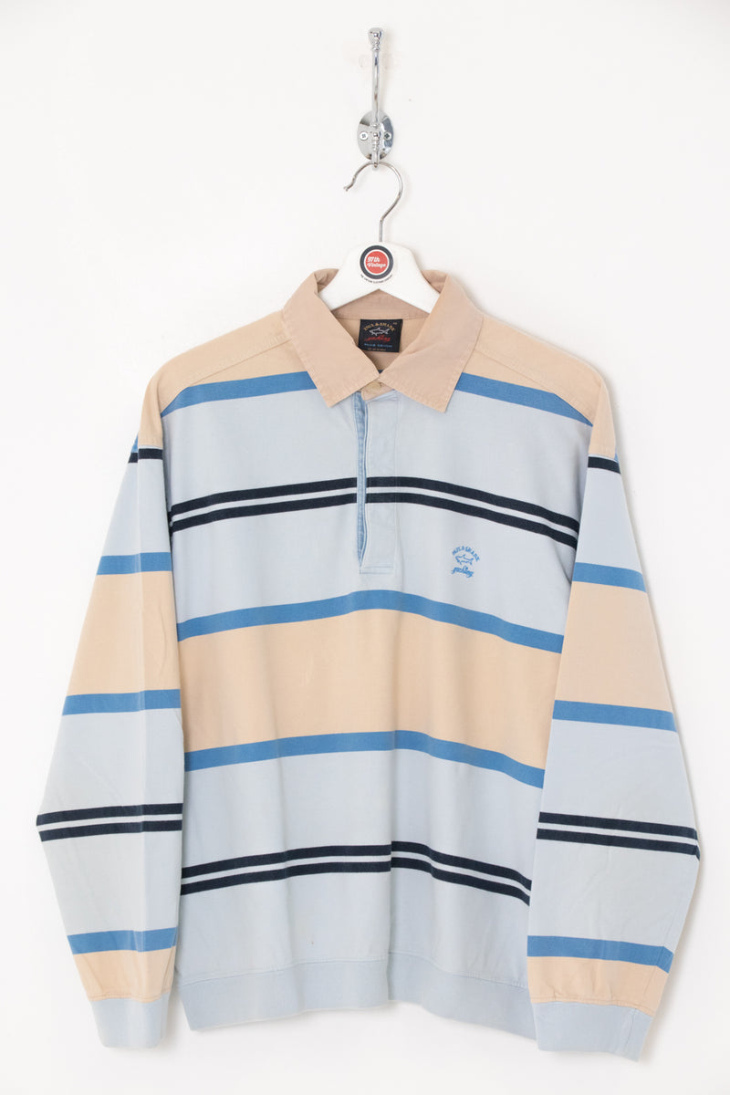Paul & Shark Longsleeve Polo Shirt (M)