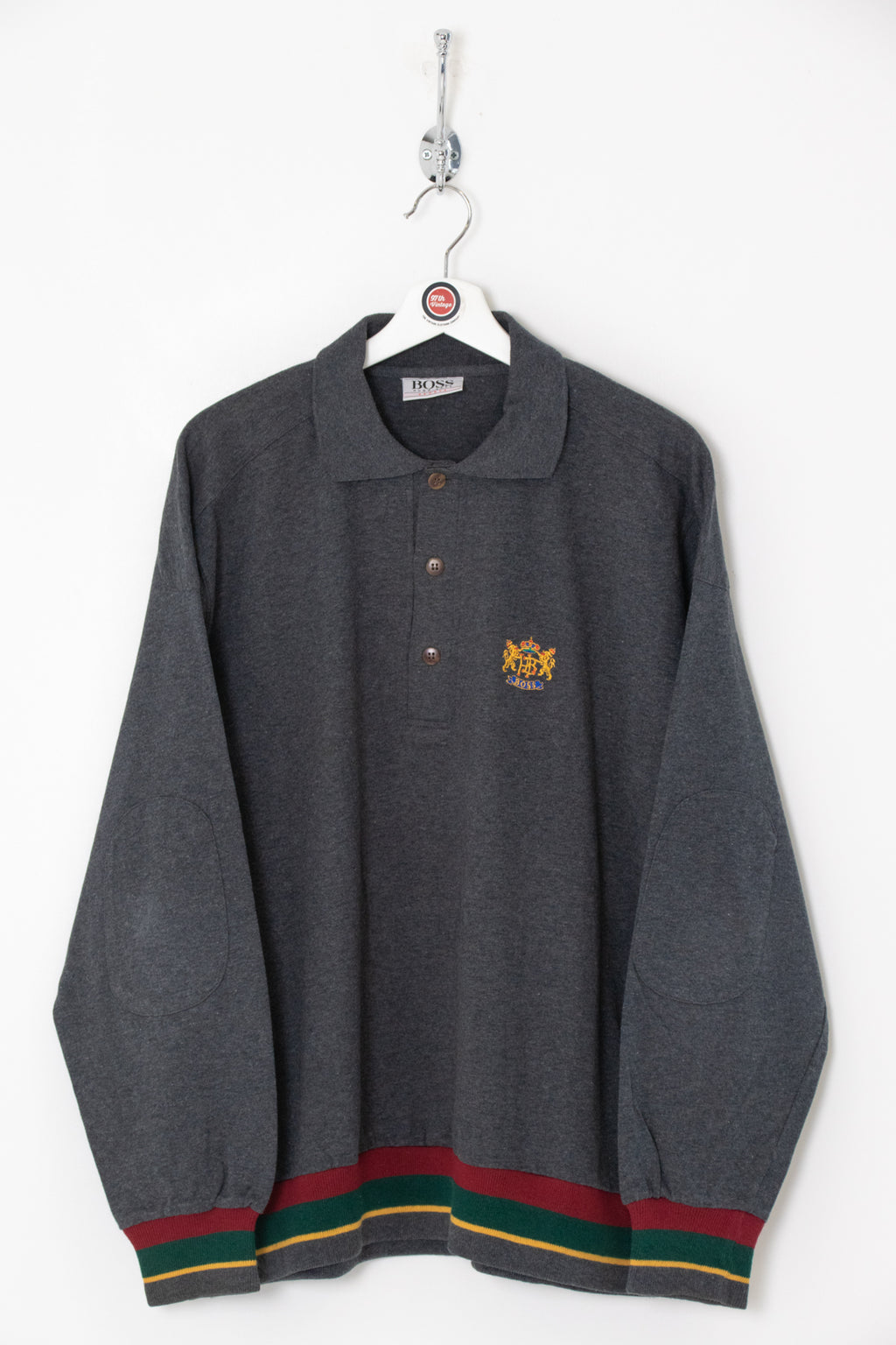 Hugo Boss Polo Sweatshirt (XL)