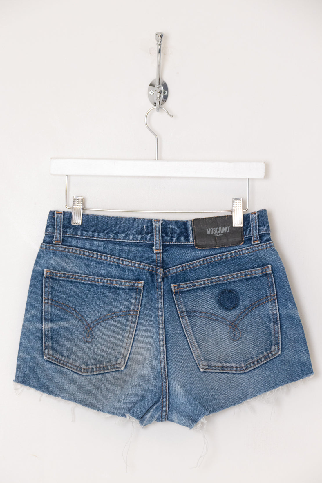 Women's Moschino Denim Shorts (26